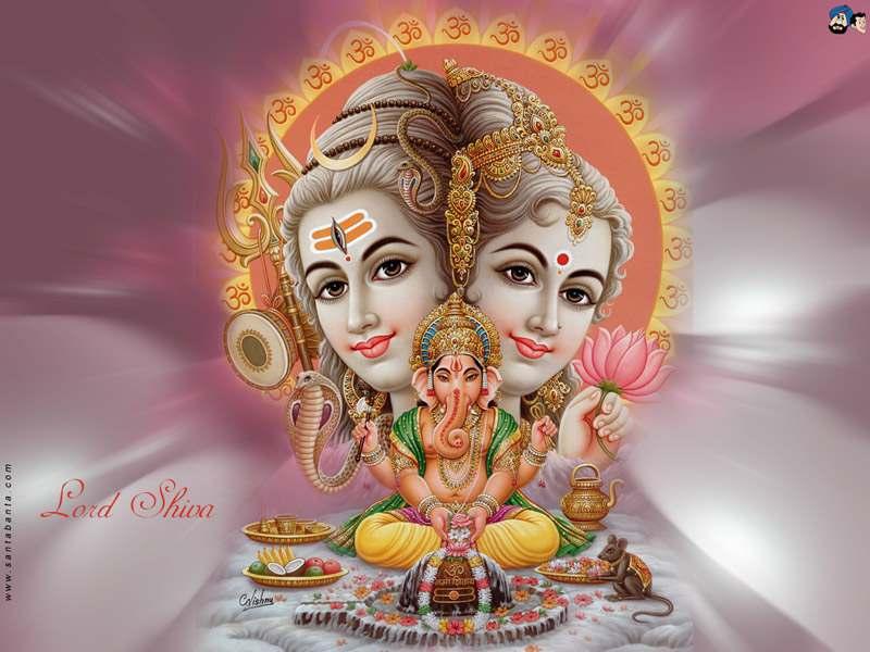 Shiva Parvati Images Shiva family Imagrs