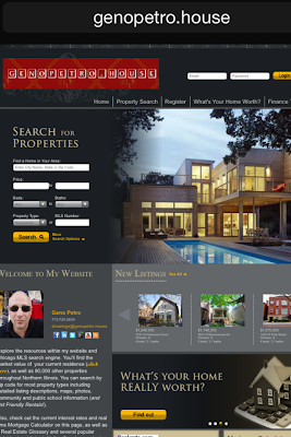 GenoPetro.House home page