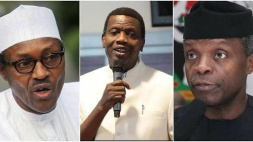 Pastor Adeboye Reacts: These Killings Are Unacceptable