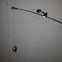 Gambar Timah Bulat Pada Set Alat Pancing Glosoran / Lemparan | Info Pancing Memancing