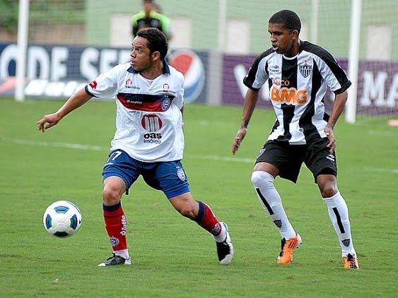 Bahia e atletico