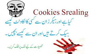 Cookies Stealing