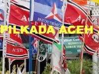 Hasil Quick Count / Hitung Cepat Pilgub Aceh 2017