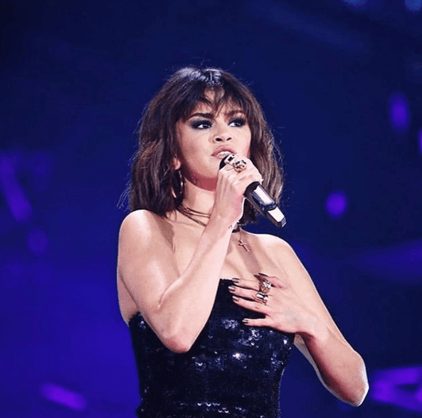 Luxury Makeup  Selena Gomez Sober with Taylor Swift In Rehab And Her Makeup Of The Show