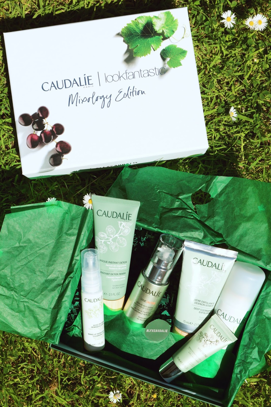 caudalie limited edition beauty box