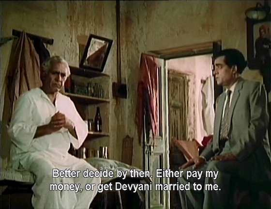 Either pay my money, or get Devyani married to me