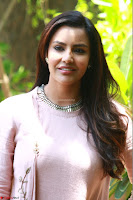 Priya Anand in simply Pink at an interview for movie KOOTATHIL ORUTHAN~  Exclusive celebrities galleries 007.jpg