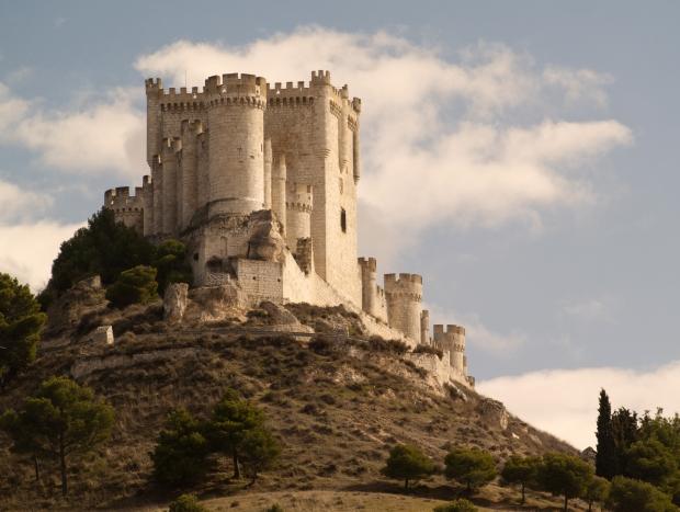 castillos españa medievales