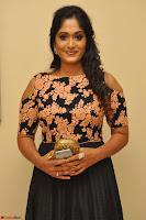 Sowmya Venugopal in Anarkali Dress at Kalamandir Foundation 7th anniversary Celebrations ~  Actress Galleries 007.JPG