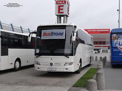 Mercedes-Benz Tourismo, TransExpo 2018