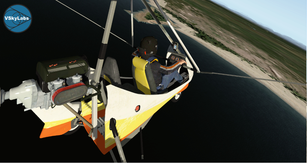 VSKYLABS Powered Hang Glider project | The VSKYLABS Support