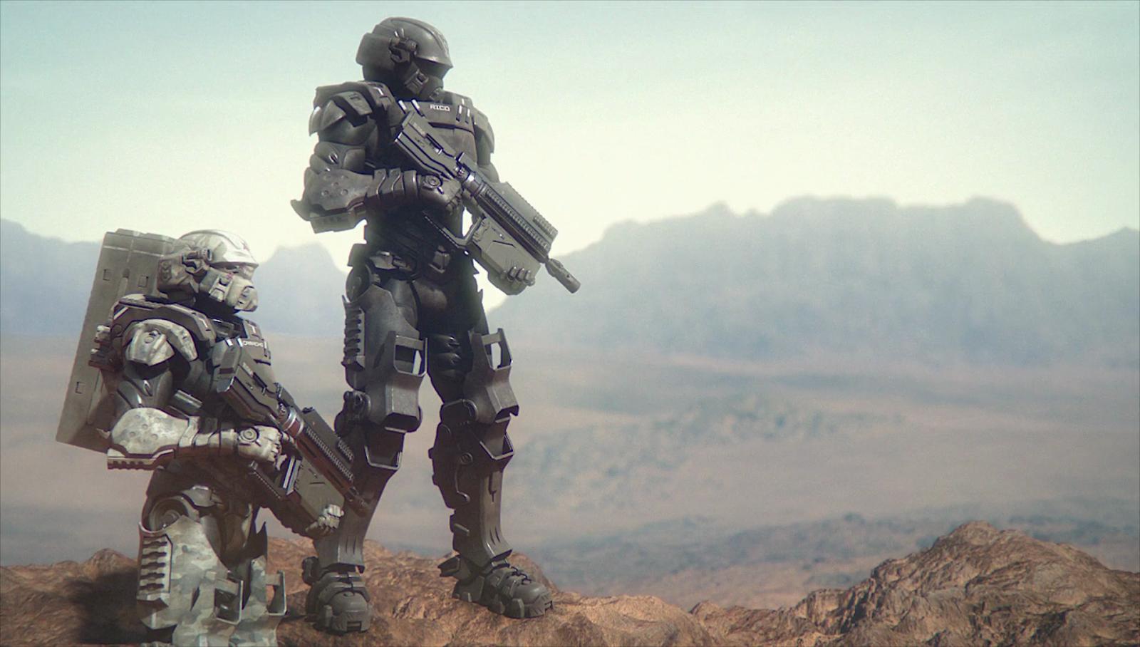 Starship Troopers Traitor Of Mars