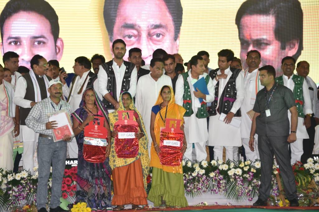 Jhabua News- प्रदेश में अब कोई भी गरीब बिना मकान के नही रहेगा- मुख्यमंत्री श्री कमलनाथ