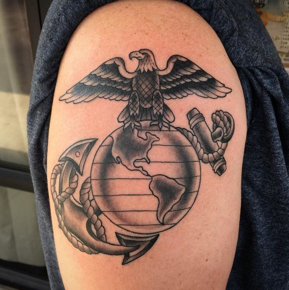 Marine Corps Tattoos