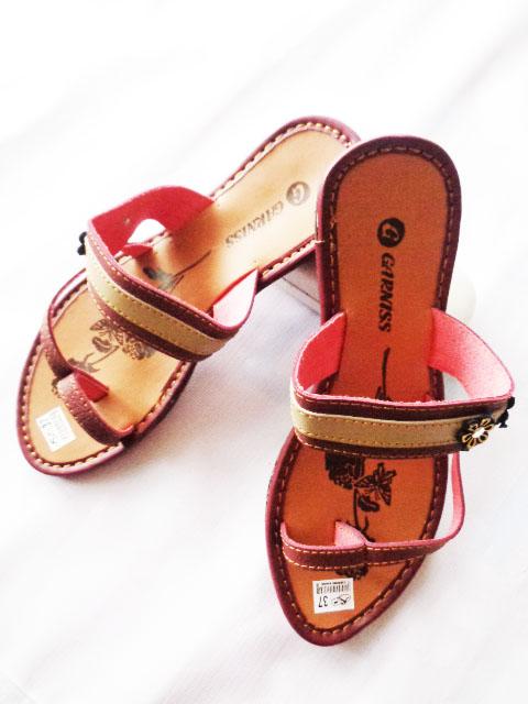 bengkel sandal Garniss Mirah