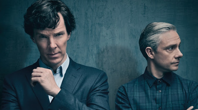 BBC's Sherlock Season 4 Episode 1