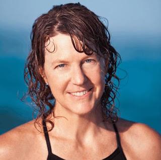 U.S. Masters Swimmer, Coach Laura Hamel