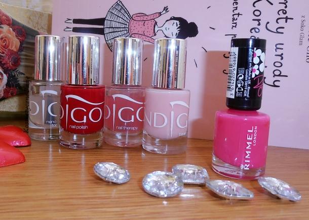 lakiery do paznokci indigo blog