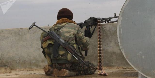 Οι Κούρδοι εξουδετέρωσαν στη Συρία τζιαχαντιστές από ΗΠΑ και Πακιστάν…