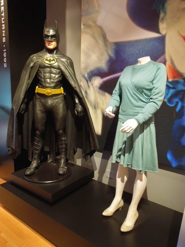 Original Batman Vicki Vale movie costumes