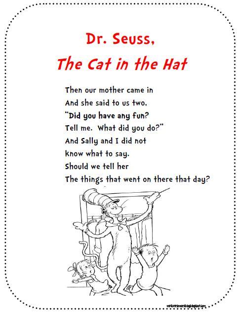 Dr Seuss Quotes Poems. QuotesGram