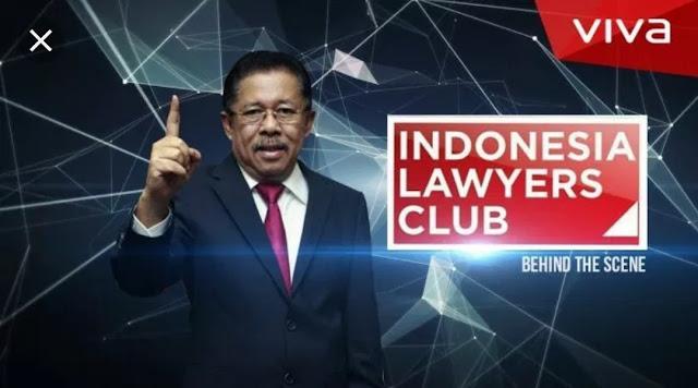 TvOne Tepis Tudingan Fadli Zon yang Mengatakan ILC Batal Tayang Karena Dipersekusi Penguasa