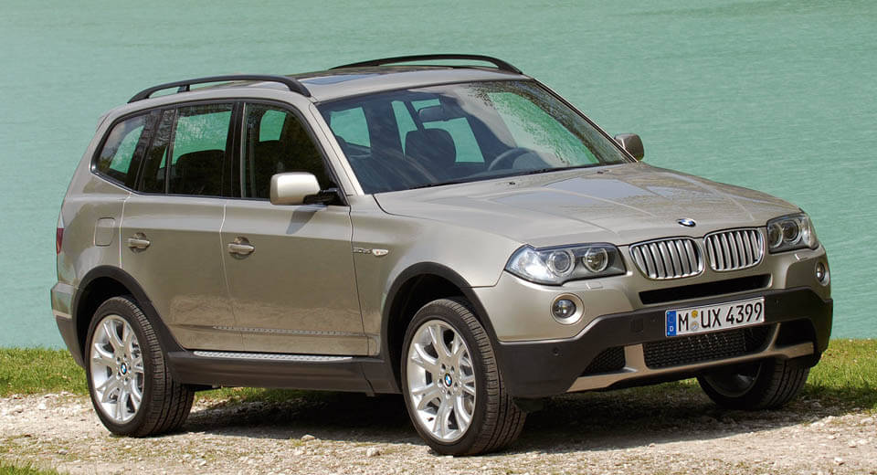 bmw 39 s recalling nearly all x3s in the us from 2006 through 2010. Black Bedroom Furniture Sets. Home Design Ideas