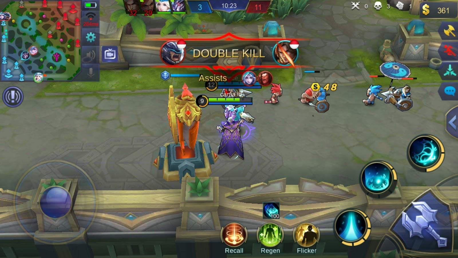 Mobile Legends Ping Bug