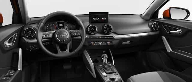 Novo Audi Q2 - Argentina