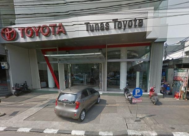 Dealer Mobil Tunas TOYOTA Hayam Wuruk, Jakarta