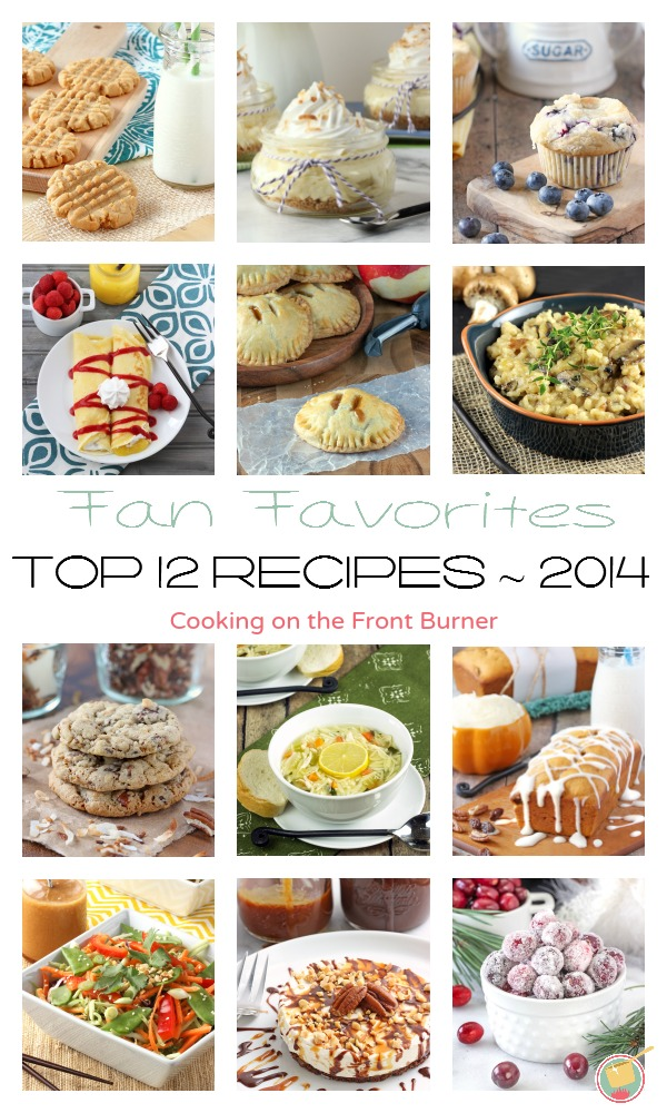 Fan Favorites from 2014 | Cooking on the Front Burner