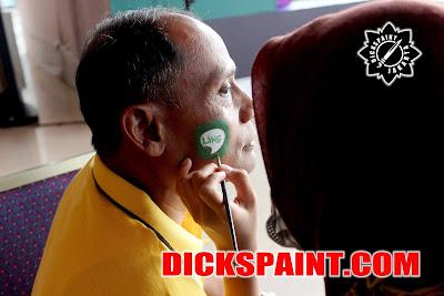 Face Painting Tangerang Selatan