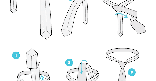 How to: Tie the Simple Knot (Oriental Knot)