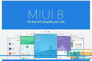 Kumpulan Firmware MIUI 8 Penghapus Akun MiCloud