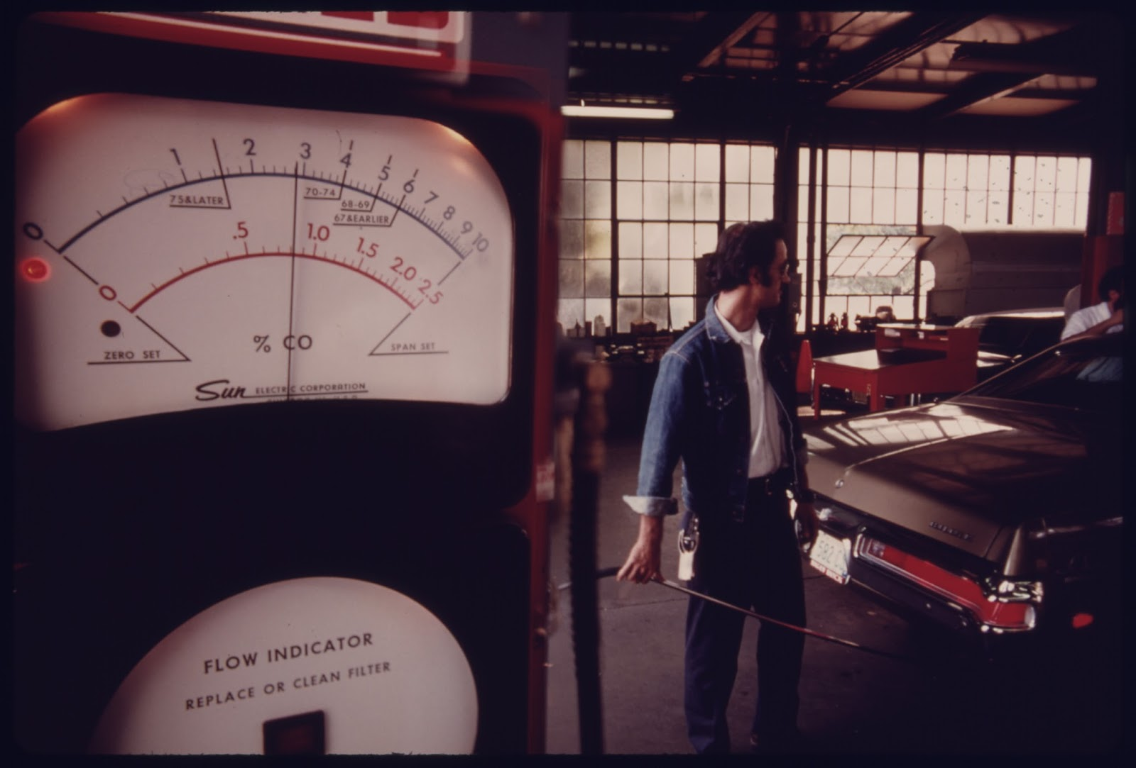 Smog Check 1975 TheGentlemanRacer