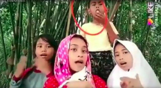 Viral Video Bocah 'Keselek' Rambutan, Begini Cara Membantu Orang Tersedak