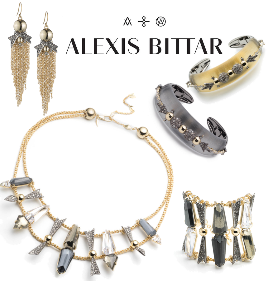 ALEXIS BITTAR ASSORTED JEWELRY
