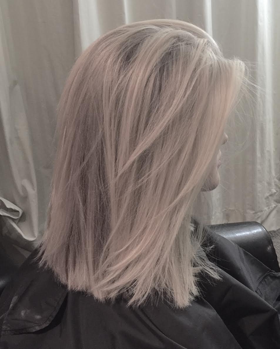 Salon Sovay: Nordic Blonde highlights by Sovay Reeder ...
