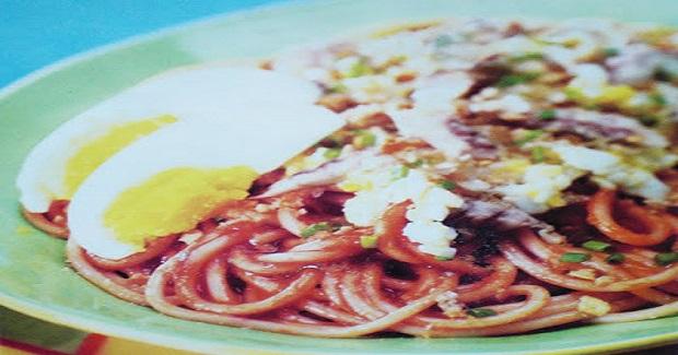 Spaghetti Filipiniana Recipe