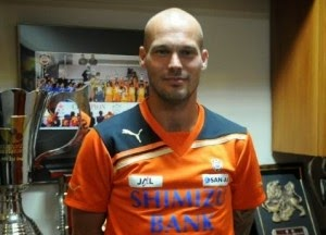 FREDDIE LJUNGBERG JOINS INDIAN SUPER LEAGUE