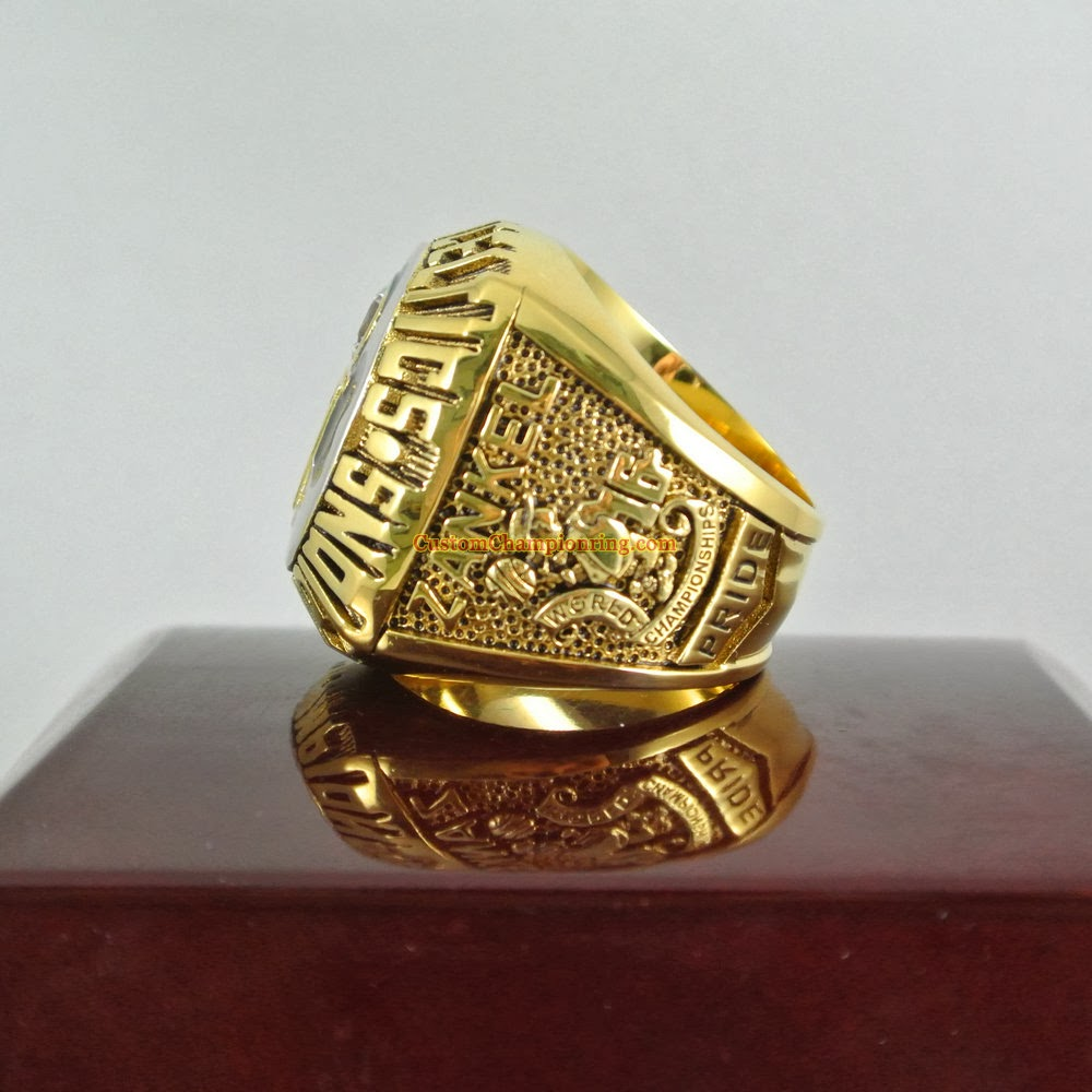 Custom Championship Rings: NBA 1986 Boston Celtics