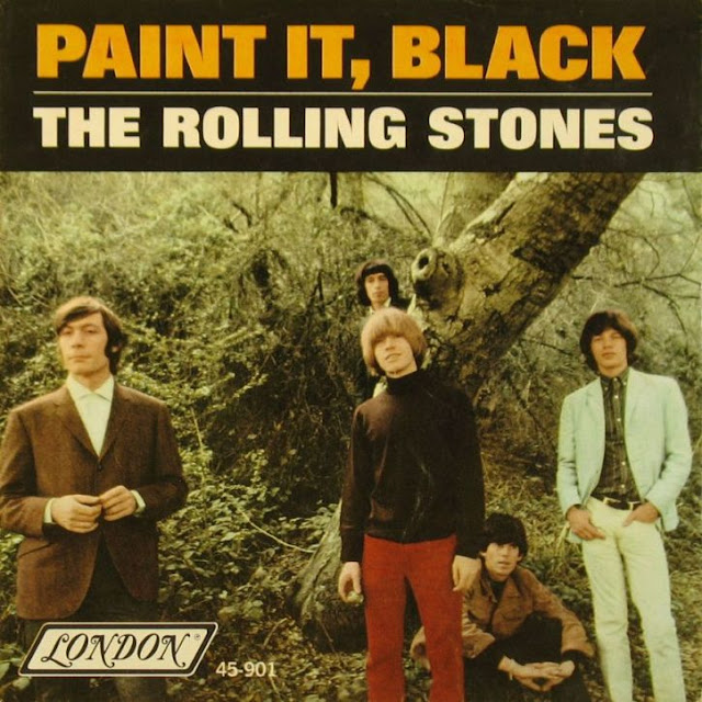 'Paint, it black' de Sus Majestades THE ROLLING STONES