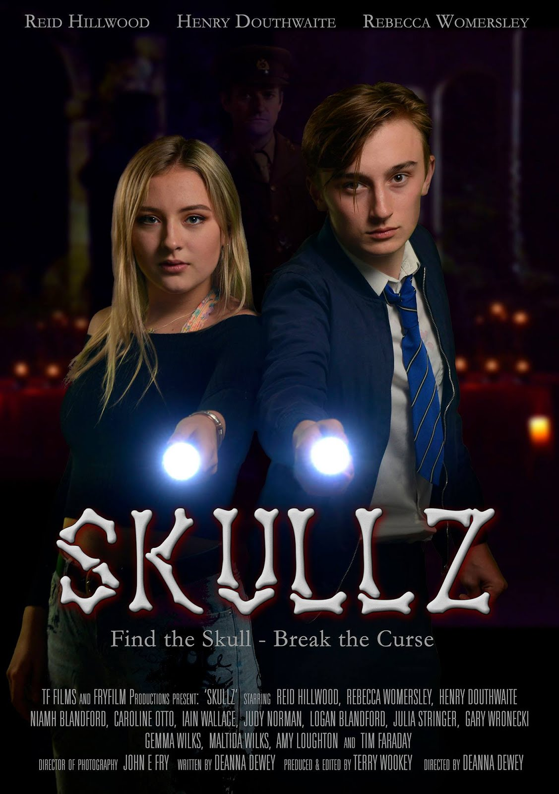 Skullz (2019) 250MB WEB-DL 480p ESubs