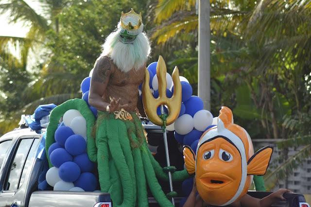 Guyane, Kourou, carnaval