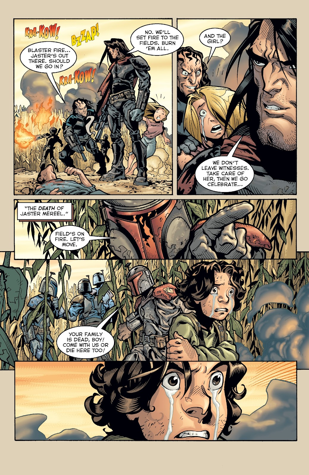 Read online Star Wars Legends Epic Collection: The Menace Revealed comic -  Issue # TPB (Part 1) - 18