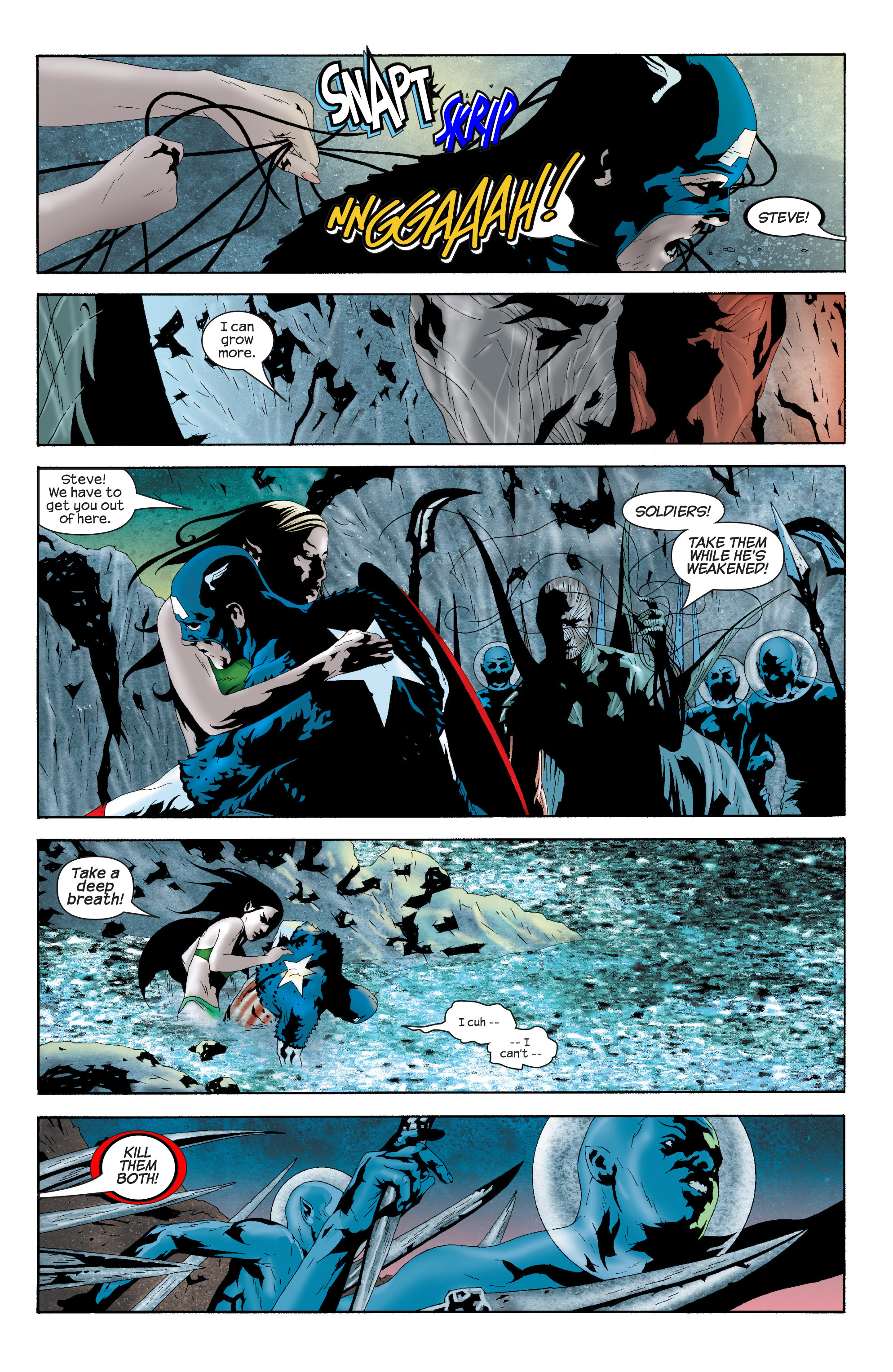 Captain America (2002) Issue #15 #16 - English 15