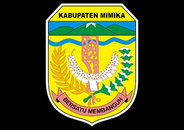 Logo Kabupaten Mimika