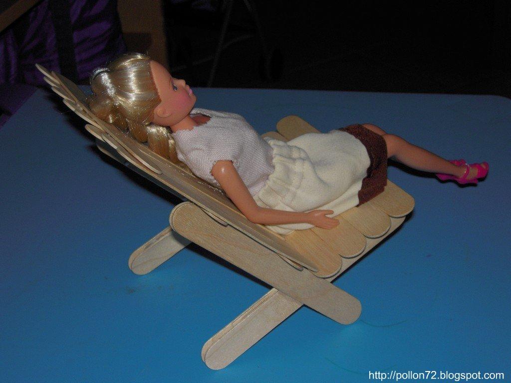 Sdraio Barbie Fai Da Te.Mamma Claudia E Le Avventure Del Topastro Sdraio Per Barbie