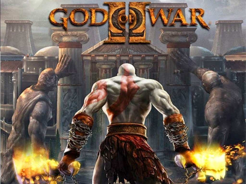 God of War 2 highly compressed only 200 mb - Mack Hacker