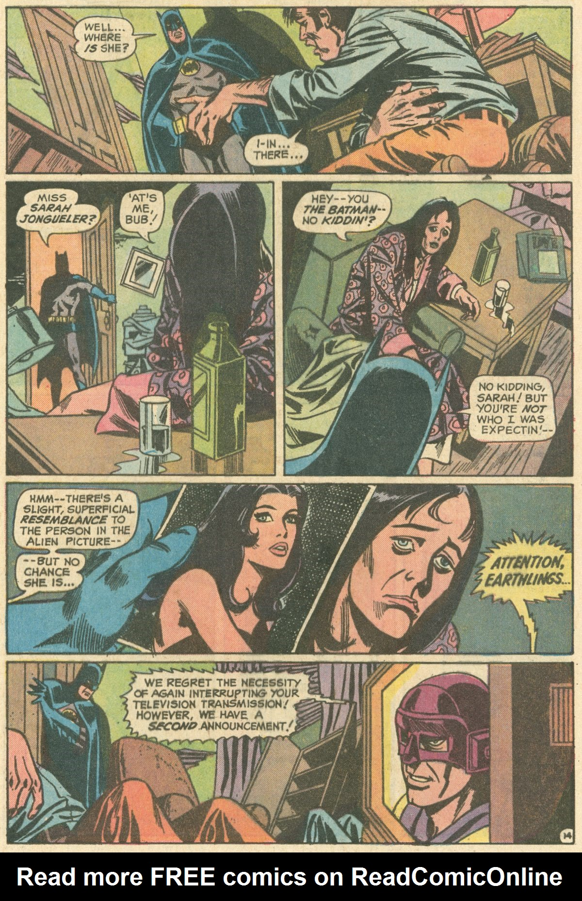Read online World's Finest Comics comic -  Issue #211 - 17